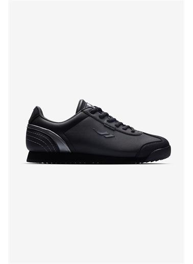 Lescon Winner 5 Siyah Kadın Sneaker Ayakkabı Siyah
